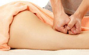Como mejorar la circulación de las piernas con Masaje