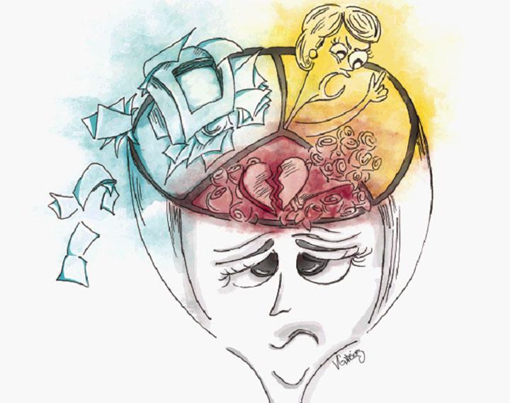 El origen emocional de la enfermedad